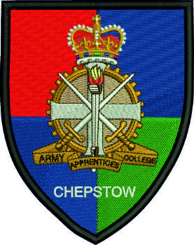 ARMY APPRENTICE COLLEGE CHEPSTOW SHIELD